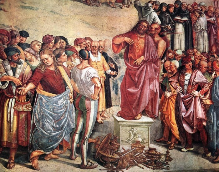 Preaching of the Antichrist