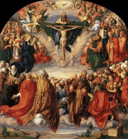 adoration_of_the_trinity_by_durer_2
