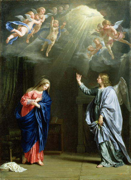 The-Annunciation-1644-xx-Philippe-de-Champaigne