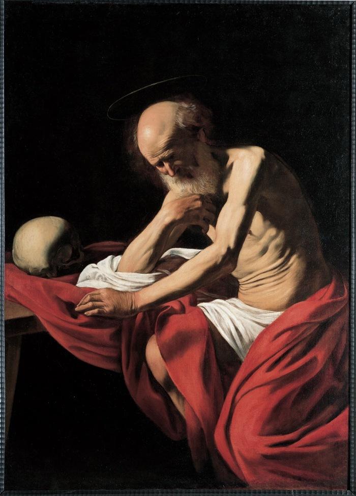 CaravaggioHieronymus