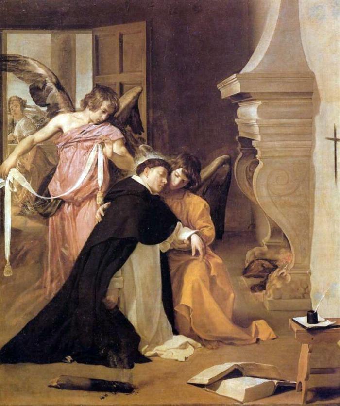 Saint_Thomas_Aquinas_Diego_Velázquez