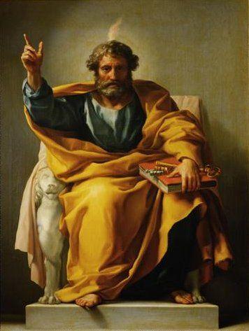 st. peter clavis
