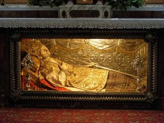 Liguori-reliquia