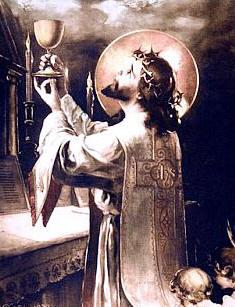 Christ Saying Mass-2