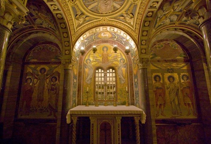 caecilia-basilica